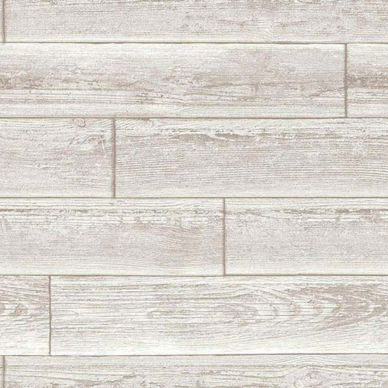 Tapete selbstklebend Holz Serene Creme