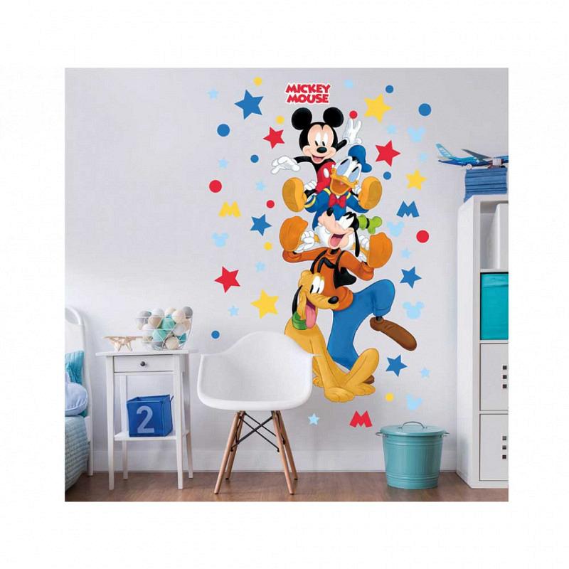 Wandsticker Disney Mickey Mouse XXL
