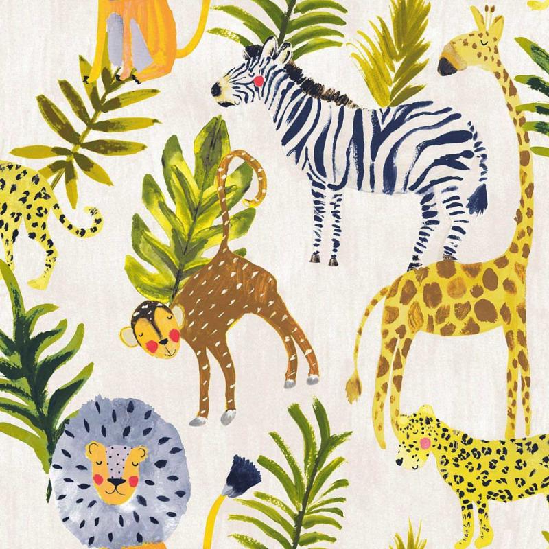 Ökotapete Afrika Safari