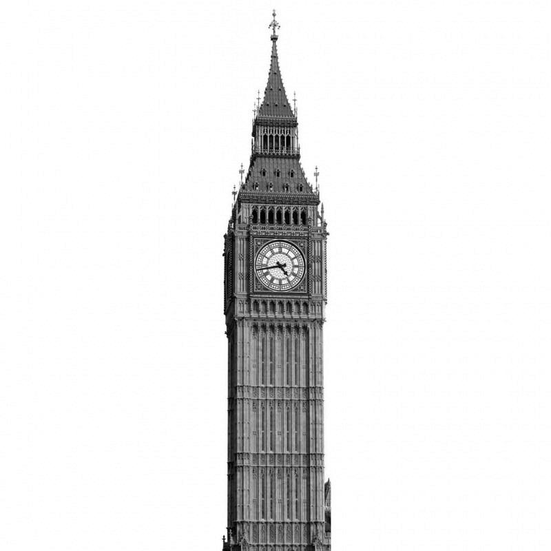 Vlies Fototapete Big Ben London