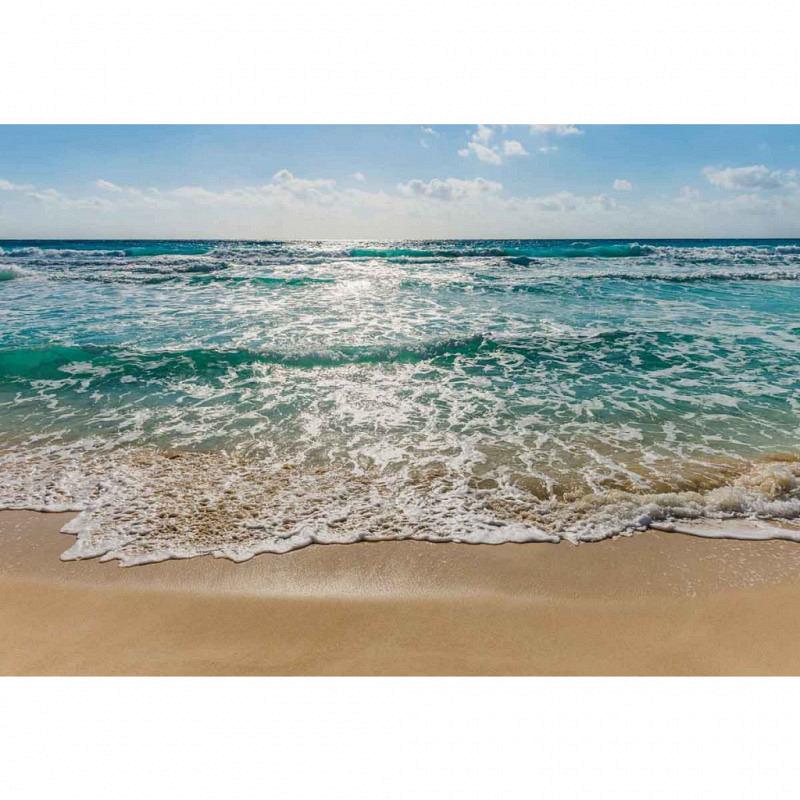 Fototapete Barfuß am Meer