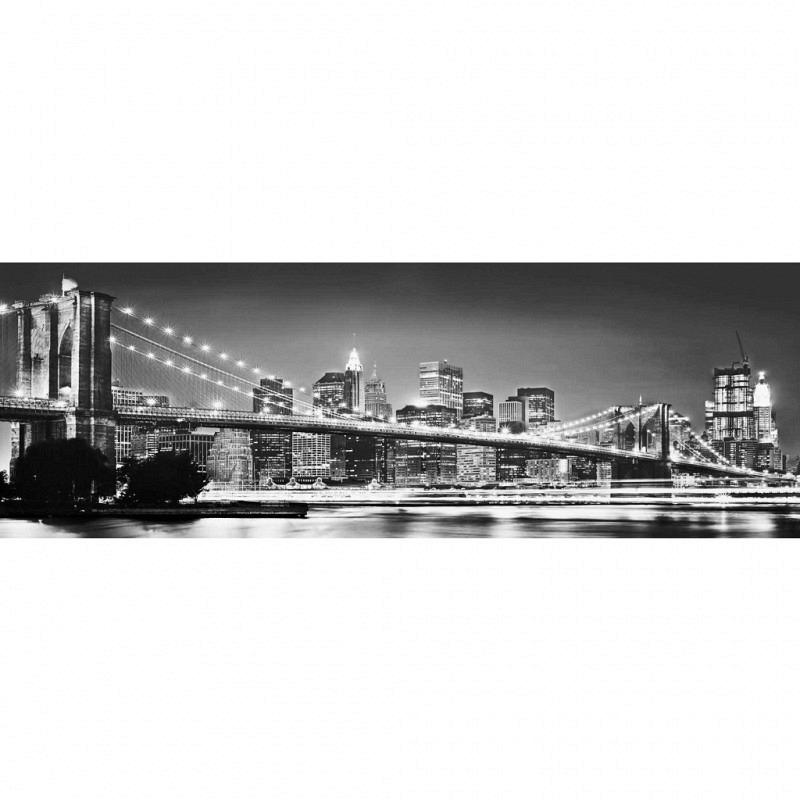 Fototapete Brooklyn Bridge Panorama