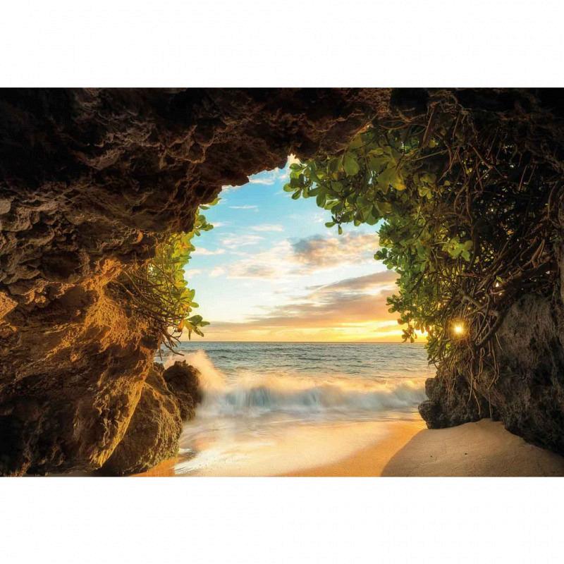 Fototapete Höhle Versteck