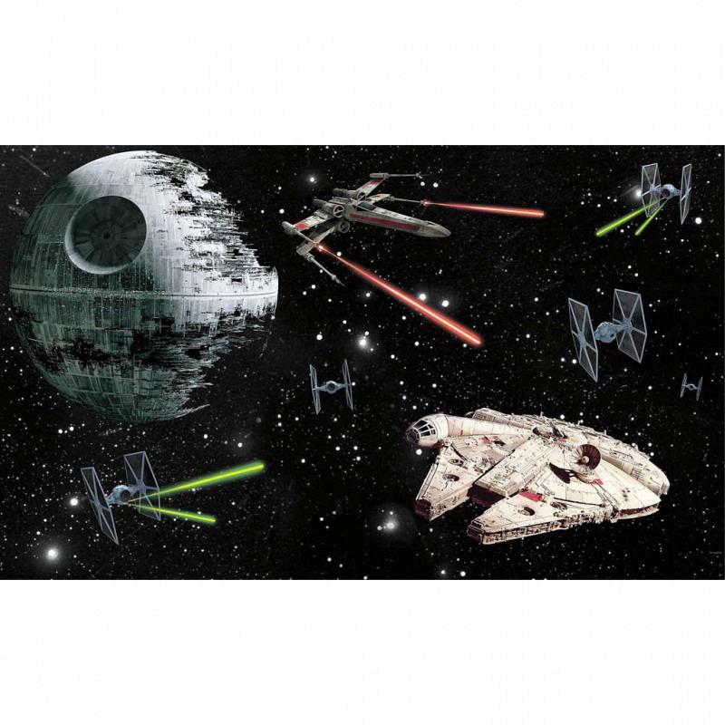 RoomMates Fototapete Star Wars Wandbild
