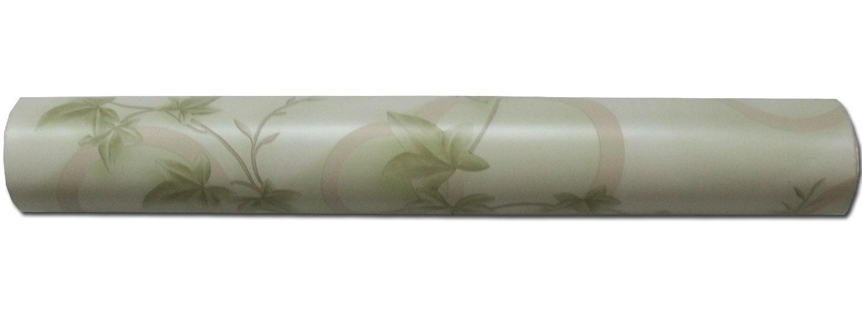 tapete selbstklebend bambuslaub mit ringen abwischbar. Black Bedroom Furniture Sets. Home Design Ideas