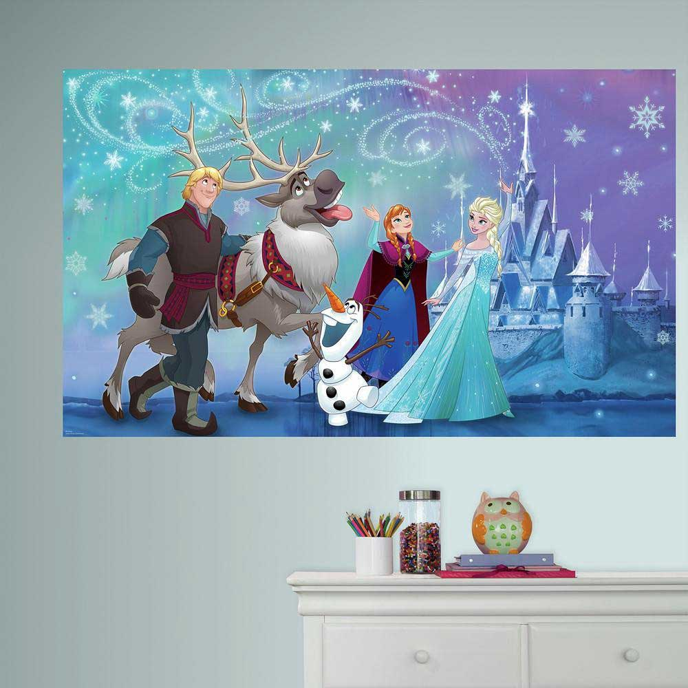 RoomMates Fototapete Eiskönigin Wandbild-Disney Frozen