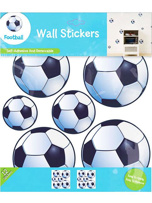 Jungen Fussball Zimmer :  Fußball Wanddeko Kinderzimmer Jungen Fußbälle Wanddeko  eBay
