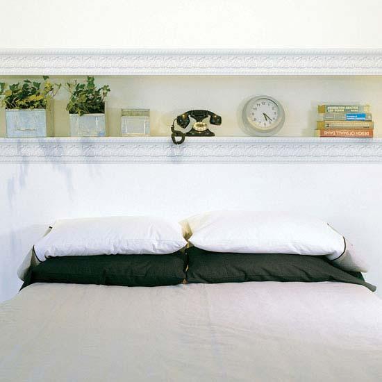 Tapeten Bord?ren Schlafzimmer : Du wirst sehen, es entsteht sofort ein v?llig neuer Gesamteindruck