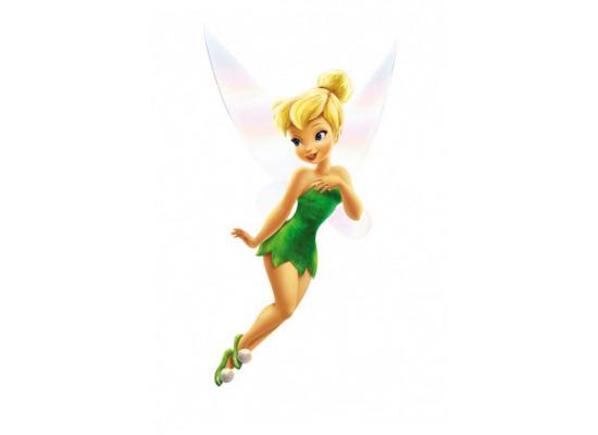 Roommates wandsticker tinkerbell xxl disney fairies