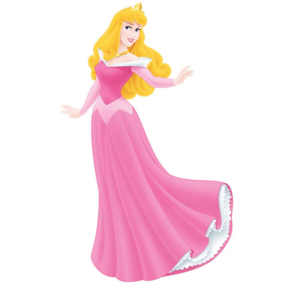 Roommates wandsticker sleeping beauty disney princess - Roommates wandsticker ...