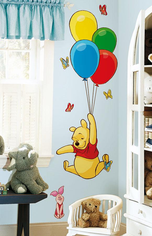 RoomMates Wandsticker XXL Winnie Pooh-Winnie the Pooh