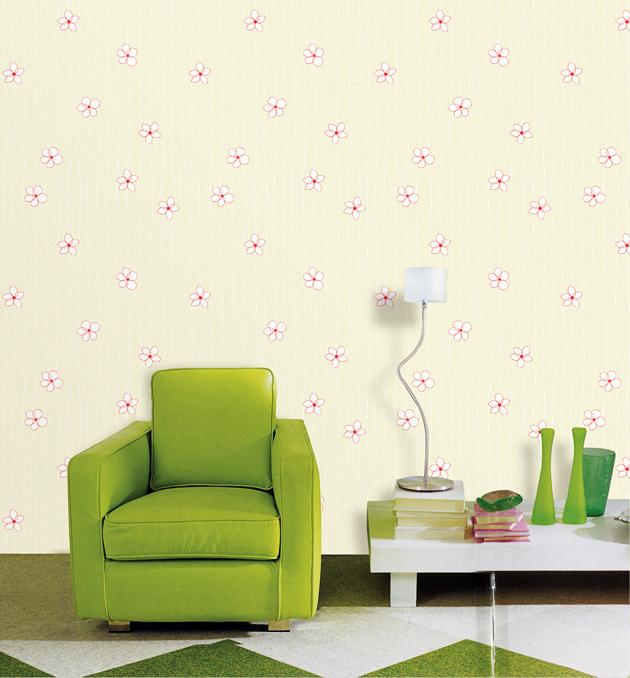 tapete selbstklebend bl tenmotiv glitzereffekt blumen bl ten. Black Bedroom Furniture Sets. Home Design Ideas