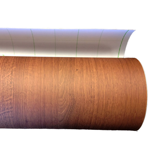 Selbstklebende Tapete Abwaschbar : zu Tapete selbstklebend Dekofolie Holzdekor braun 123x100cm abwaschbar