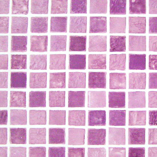 Selbstklebende Tapete Auf Fliesen : Tapete selbstklebend Dekofolie Mosaik Fliesen lila Tapeten Vinyl