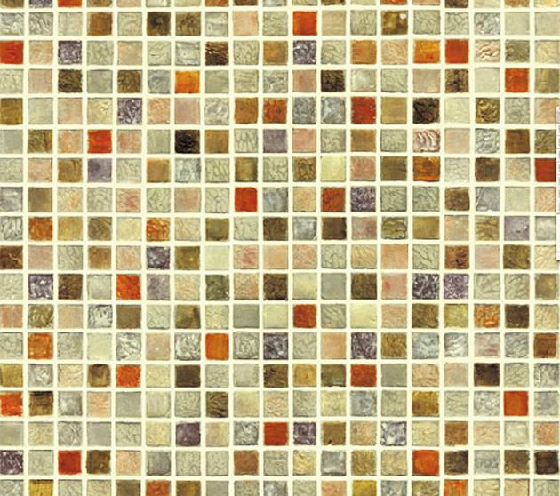 Selbstklebende fliesen  Tapete selbstklebend Mosaik Fliesen bunt-Fliesentapete