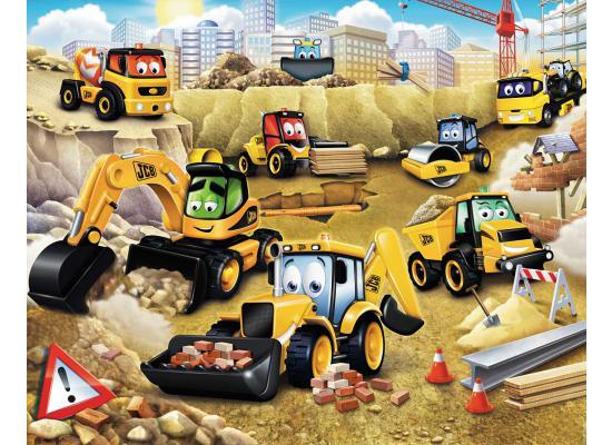 Fototapete kinderzimmer traktor  Funvit.com | Schlafzimmer Weiß Beige Grün
