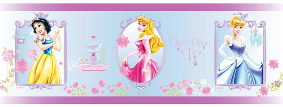 Kinderzimmer bord re disney princess rose disney princess for Disney kinderzimmer