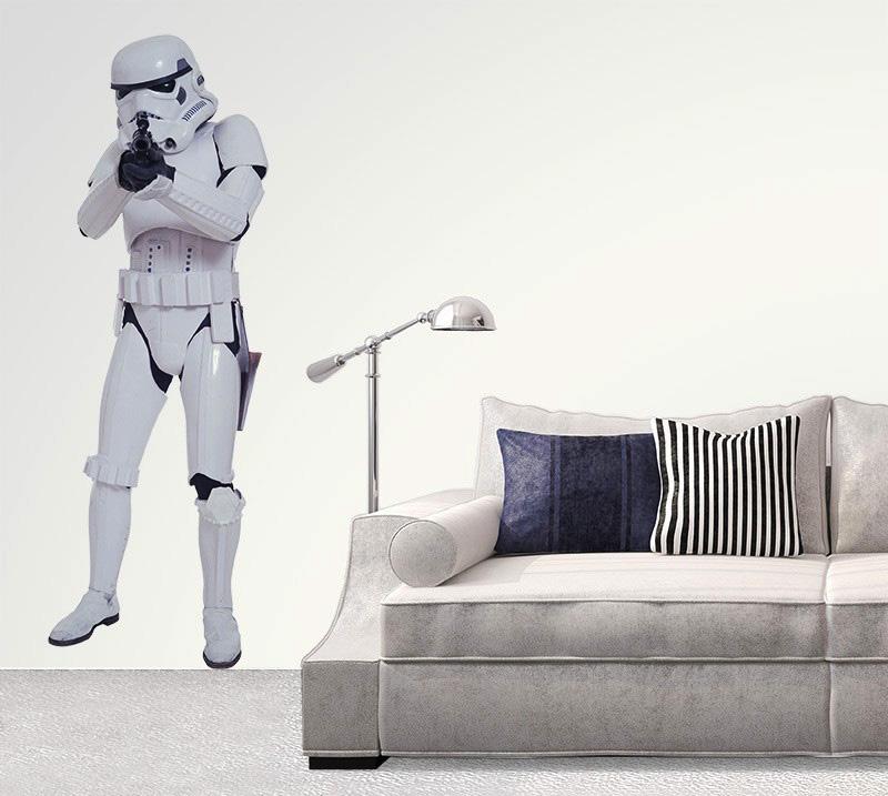 abysse riesiger wandsticker wandtattoo star wars. Black Bedroom Furniture Sets. Home Design Ideas