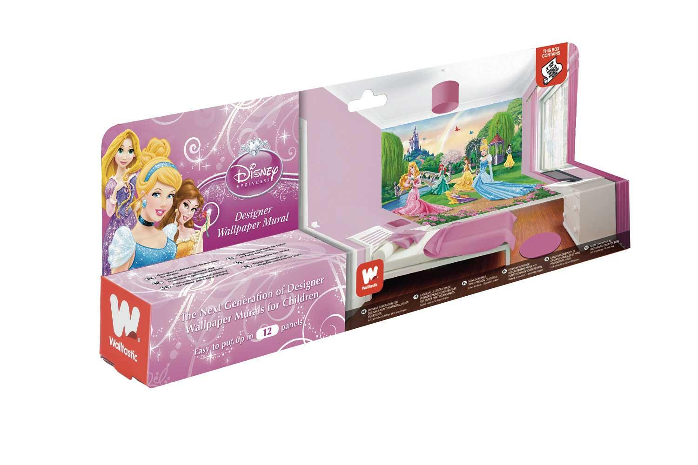 Fototapete kinderzimmer disney princess wandbild - Disney kinderzimmer ...
