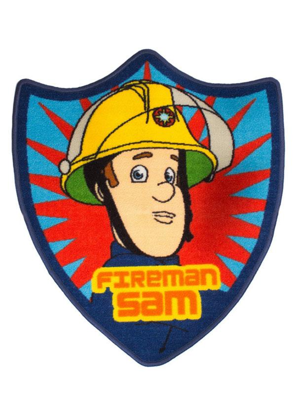Teppich Bettvorleger Feuerwehrmann Sam Spielteppich