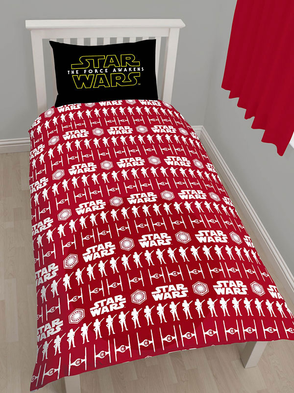 wende bettw sche star wars episode vii awaken star wars. Black Bedroom Furniture Sets. Home Design Ideas