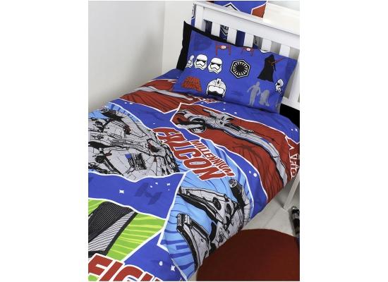 bettw sche star wars kampfschiffe star wars. Black Bedroom Furniture Sets. Home Design Ideas