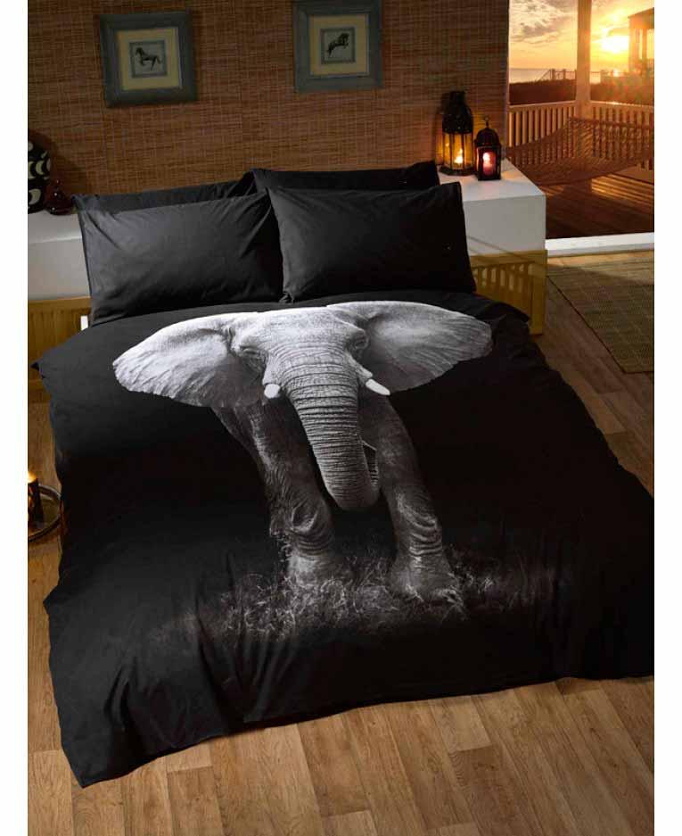 Bettwäsche Elefant Bettwäsche