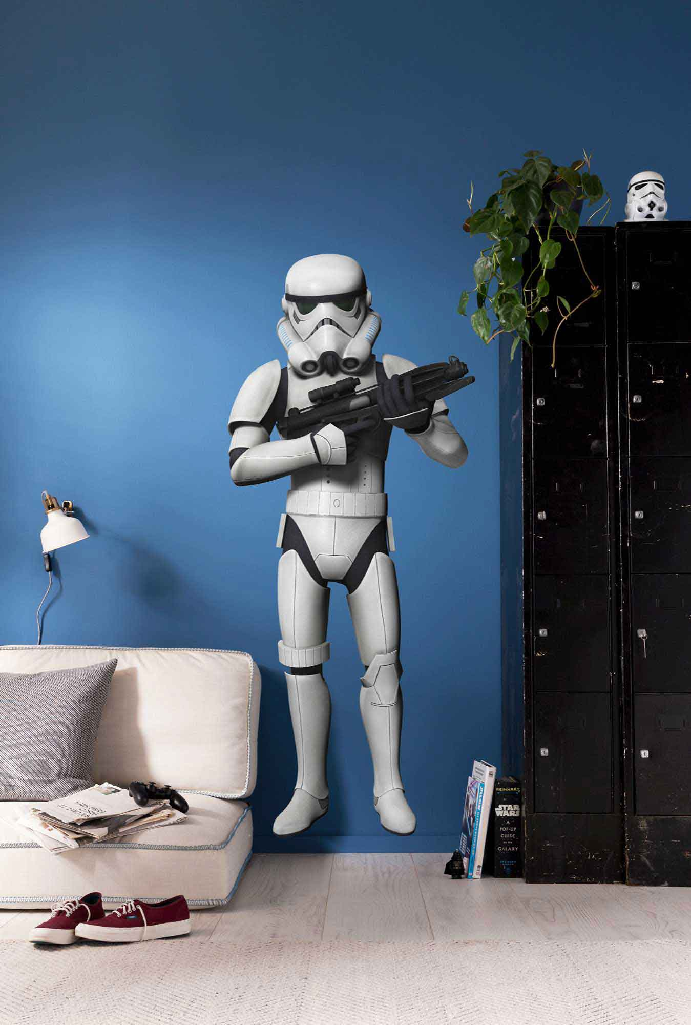 wandsticker star wars sturmtruppen kinderzimmer deko ideen. Black Bedroom Furniture Sets. Home Design Ideas