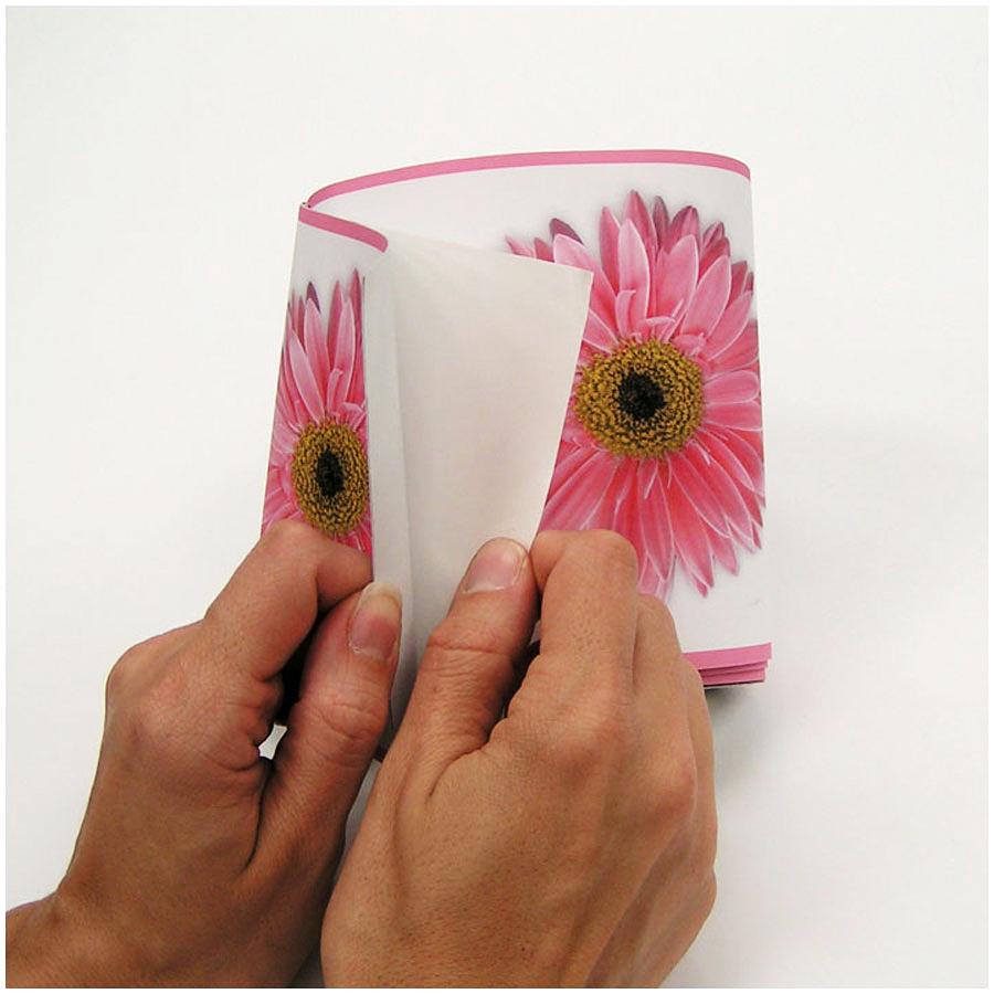 roommates bord re selbstklebend tapeten borte flower power www 4. Black Bedroom Furniture Sets. Home Design Ideas